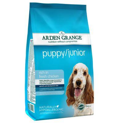Arden Grange Puppy Junior Food Review