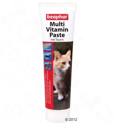 Beaphar Multi Vitamin Paste mit Taurin