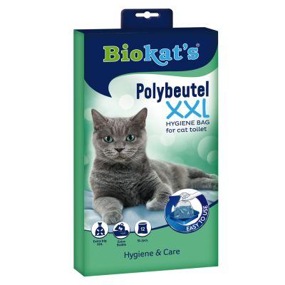 Biokat's sáčky ke kočičicím toaletám