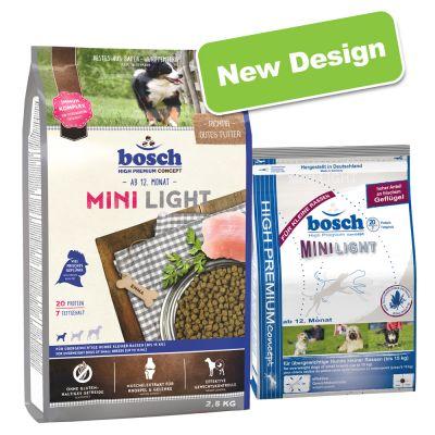 Bosch Light Dog Food Review