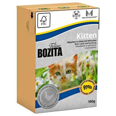Bozita Cat Food Ingredients
