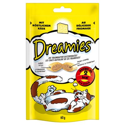 Dreamies Cat pochoutka, 60 g
