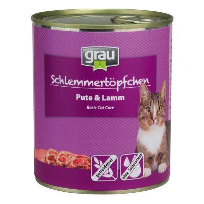 Grau Gourmet sin cereales 6 x 800 g