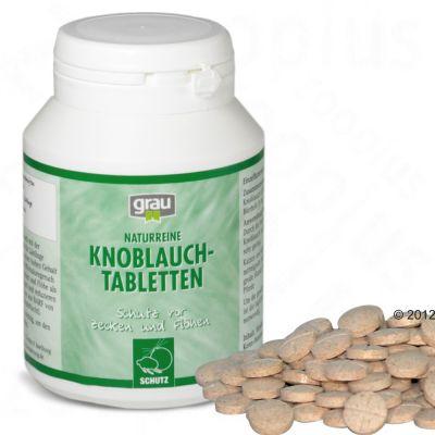 Grau Tabletki czosnkowe