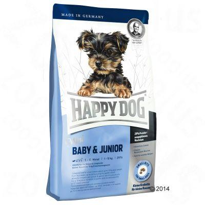 happy dog supreme mini baby junior tanio w zooplus. Black Bedroom Furniture Sets. Home Design Ideas