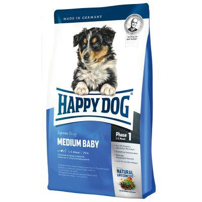 happy dog supreme young medium baby faza 1 tanio w zooplus. Black Bedroom Furniture Sets. Home Design Ideas