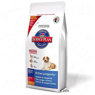 hill 39 s canine mature adult senior poulet pour chien. Black Bedroom Furniture Sets. Home Design Ideas