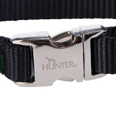 Hunter Halsung Vario-Basic Alu-Strong, schwarz