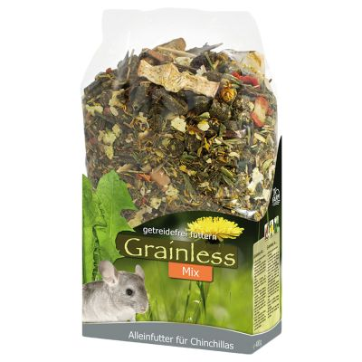 JR Grainless Mix Chinchilla