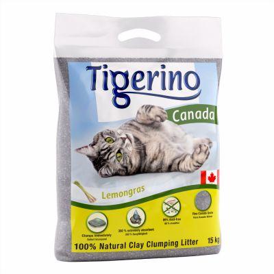 Kočkolit Tigerino Canada - Lemongrass