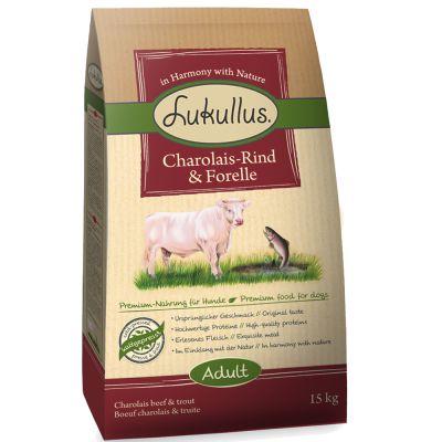 Lukullus Charolais-Rind & Forelle