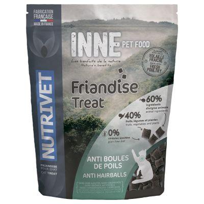 Nutrivet Inne snack pro kočky Antihairballs