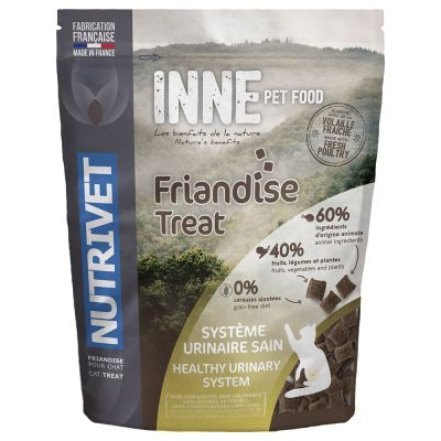 Nutrivet Inne snack pro kočky Urinary Comfort