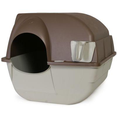 Omega Paw Roll'n Clean samočistící toaleta pro kočky