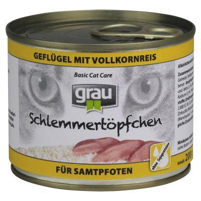 Pack de prueba: Grau Gourmet 6 x 200 g