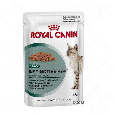 Royal Canin Instinctive +7 in Gravy