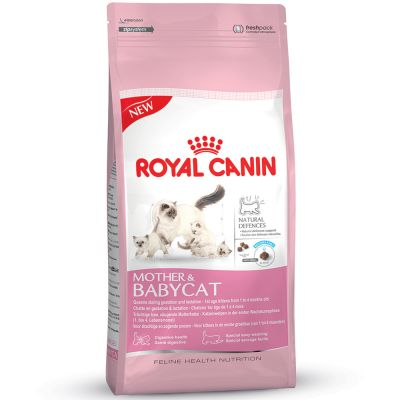 royal canin mother babycat croquettes pour chatte et chaton zooplus. Black Bedroom Furniture Sets. Home Design Ideas