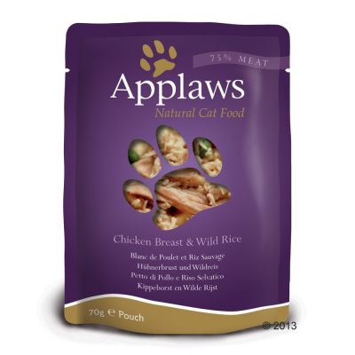 Sparpaket Applaws in Pouch 48 x 70 g