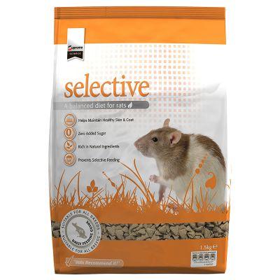 supreme science selective rat food   vegetarian rat food