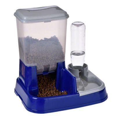 Wasser- und Futterautomat 2in1