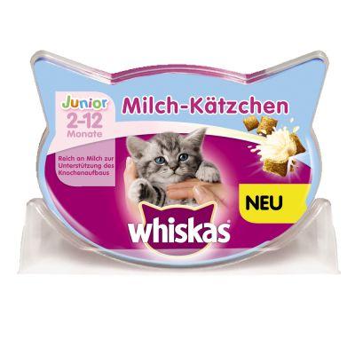 Whiskas mléčná svačinka pro koťata