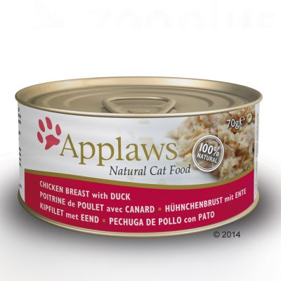 Who Makes Applaws Cat Food