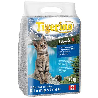 2 x 15 kg Tigerino Canada za skvělou cenu!