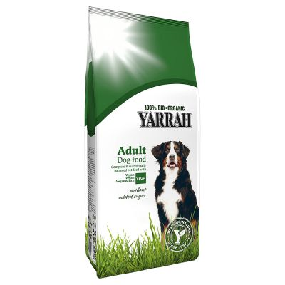 Yarrah Bio Vegetarisches / Veganes Hundefutter